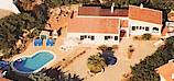 Holiday home Menorca Holiday Villa with Private Pool for Rental, Spain, Menorca, Mahon: Aerial view of villa
